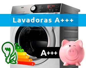 Lavadoras A+++