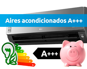Aires Acondicionados A+++