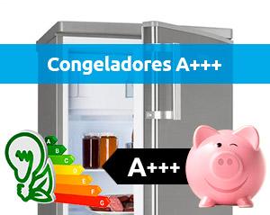 Congeladores A+++