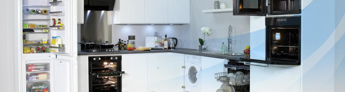 Instalación de Electrodomésticos de Cocina